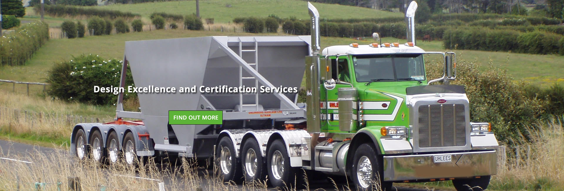 Transtech Dynamics Heavy Vehicle Certification and Design Dunedin Invercargiill